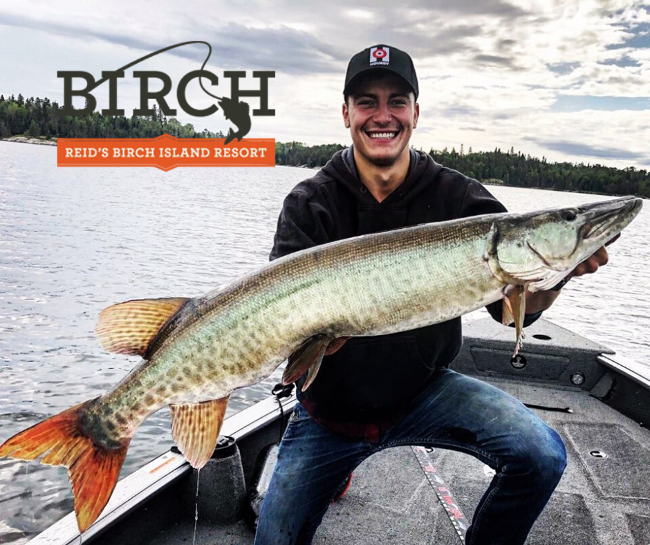 The Fall Time Musky Fishing Experience